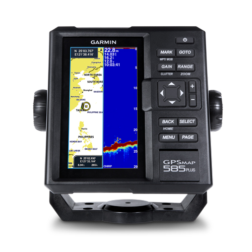 GPS MAP 585 Plus